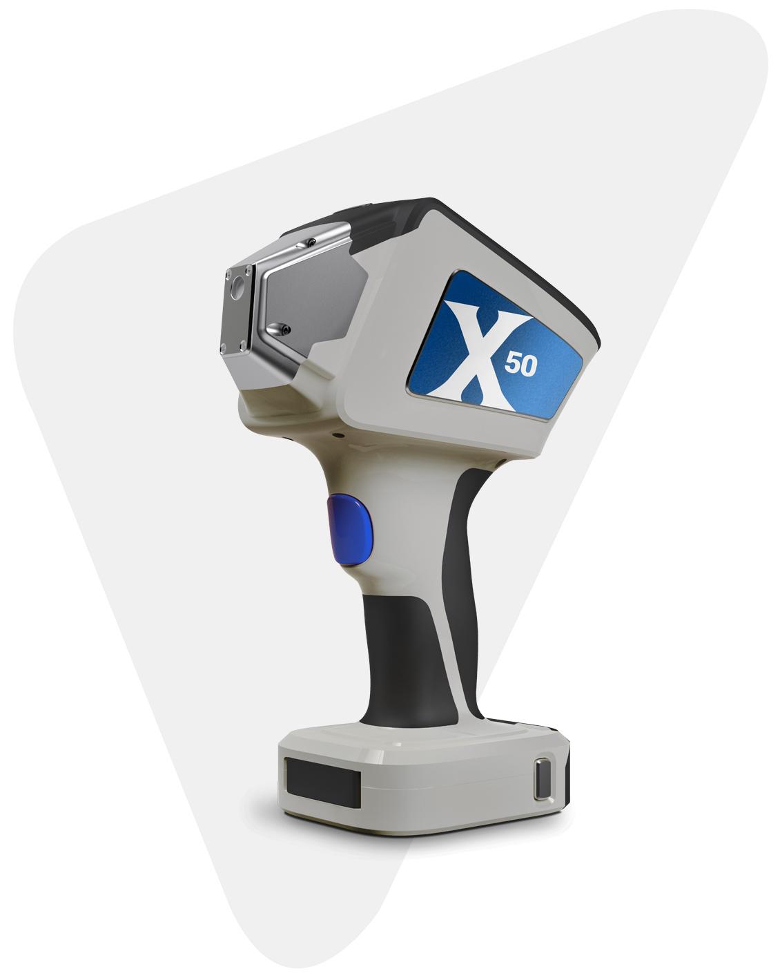 Рентгенофлуоресцентный анализатор SCIAPS X-50
