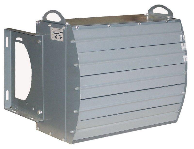 Агрегат воздушно-отопительный АО2М