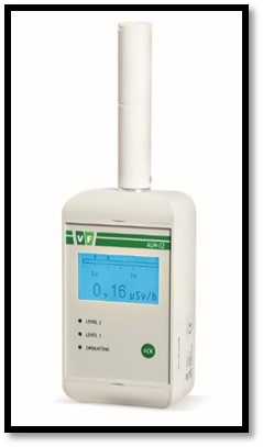 AGM-02 Монитор мощности дозы гамма