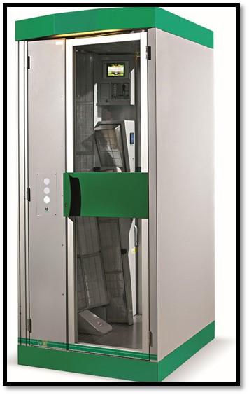 ExitScan-2 Мониторы целого тела