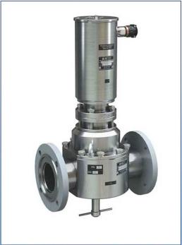 Электромагнитный клапан КЭО для системы всасывающих трубопроводов