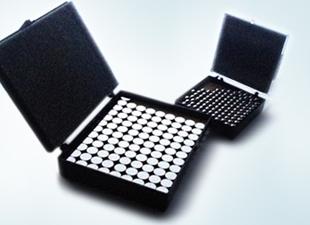 Стандартный набор пар трения HFRR «шарик-пластина» ГОСТ 12156-1