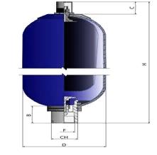 Баллонные гидроаккумуляторы