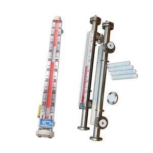 Указатель уровня топлива (стекло мерное) 100000.18.006