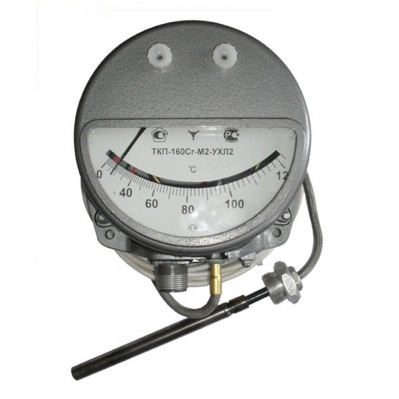 Термометры манометрические